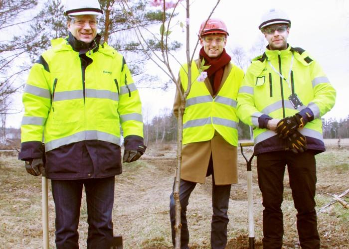 Pressmeddelande: Nu byggs 200 nya bostäder i Östra Frestaby i Väsby