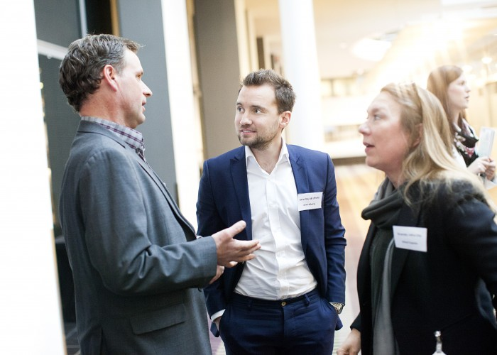 Samverkan – ett framgångsrecept för Väsbys företagsklimat