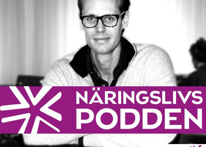 #2 Jacob de Geer, grundare iZettle, om entreprenörskap – Näringslivspodden