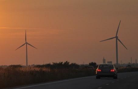 Väsby sticker ut positivt inom förnybar energi