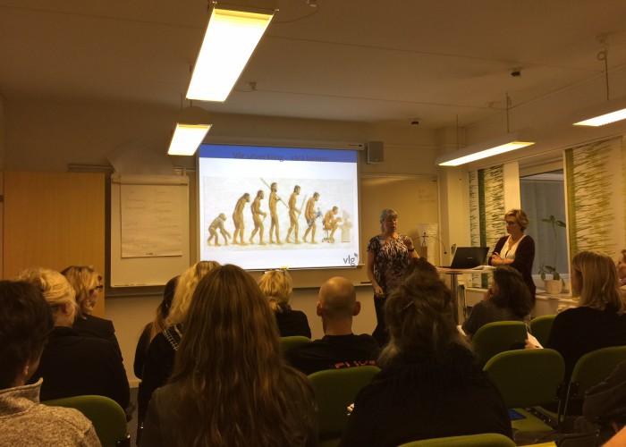 Lunchföreläsning om stress och stresshantering – 3 mars
