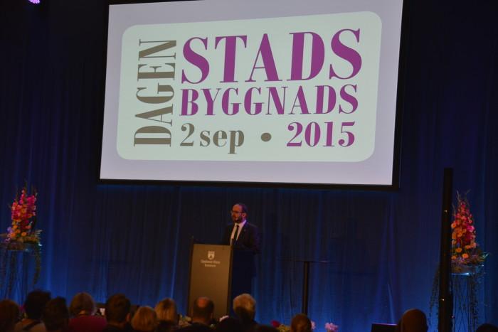 Gemenskap lockade många till Stadsbyggnadsdagen i Väsby