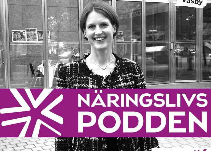 #8 Maraboufabrik blir nytt finanscentrum i Väsby – Näringslivspodden