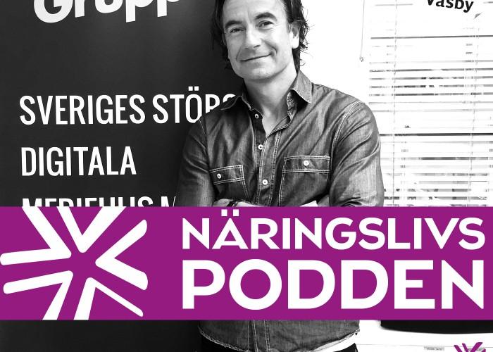 #9 Serieentreprenören Douglas Roos – Näringslivspodden