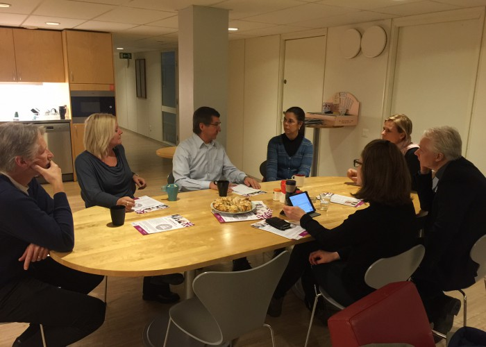 Möten och bra dialog mellan företag och kommun
