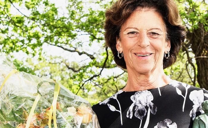 Väsbybon Antonia Ax:son Johnson utsedd till Årets företagare