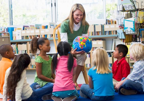 Kraftig förbättring av resultaten i Väsbys skolor