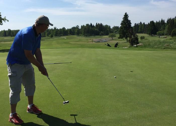 Golfevent med Väsby Promotion – 2 juni