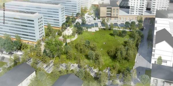 Tillväxt i fokus när Väsby presenterar byggprojekt på Business Arena