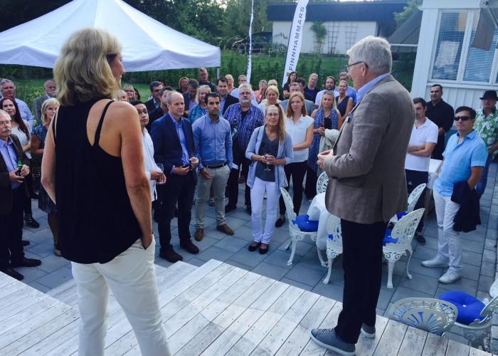 Kick-off med Väsby Promotion – 23 augusti