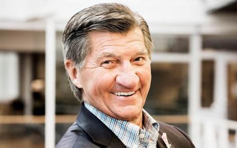 Sven-Erik Pettersson månadens entreprenör