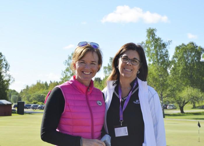 Golfevent med Väsby Promotion den 1 juni