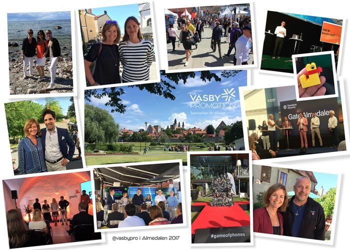 Möten och reflektioner från Almedalen 2017