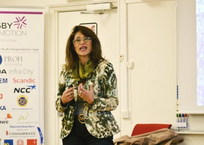 Dialogdagen – för en gemensam framgång för nyanlända, företagare och samhälle