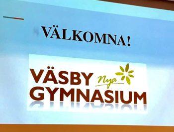 vasby nya gymnasium